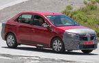 Faceliftul lui Dacia Logan bate la ușă: imagini și informații noi cu sedanul românesc îmbunătățit
