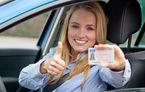 Proiect de lege: examenul pentru permisul auto va include probă de poligon şi traseu pe timp de noapte