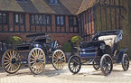 Istoria electrică se cumpără ieftin: două modele electrice din 1906 și 1907 au fost vândute la licitație la prețuri mai degrabă modice