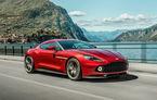 La cererea publicului: Aston Martin Vanquish Zagato intră în producţie de serie limitată la numai 99 de exemplare