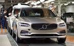 Volvo a născut primul V90 destinat clienților și așteaptă un nou record de vânzări