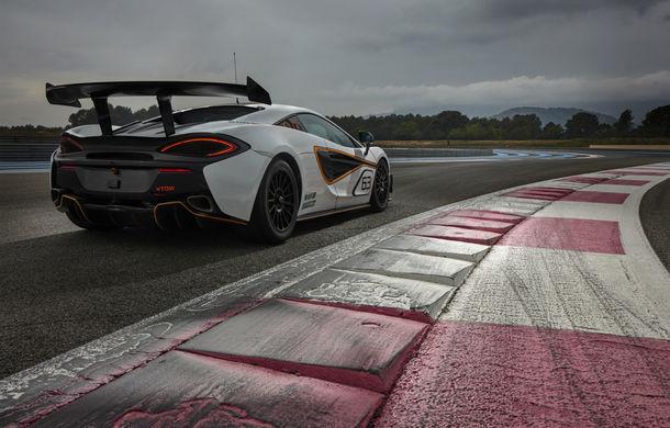 McLaren mută o parte din modelele sale pe circuit, odată cu gama Sprint: primul pe listă este 570S Sprint - Poza 4