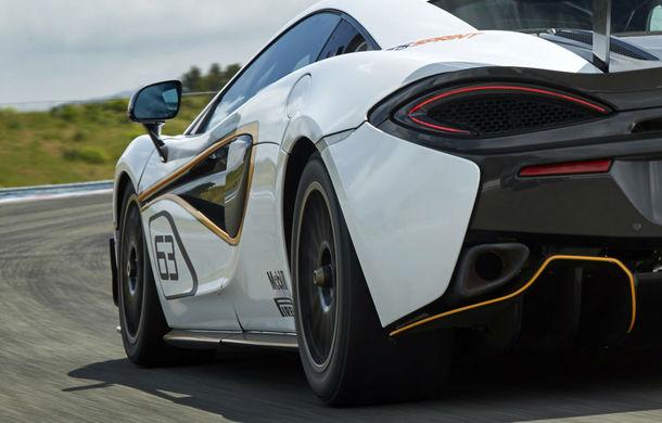 McLaren mută o parte din modelele sale pe circuit, odată cu gama Sprint: primul pe listă este 570S Sprint - Poza 2