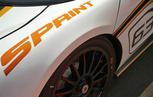 McLaren mută o parte din modelele sale pe circuit, odată cu gama Sprint: primul pe listă este 570S Sprint - Poza 3