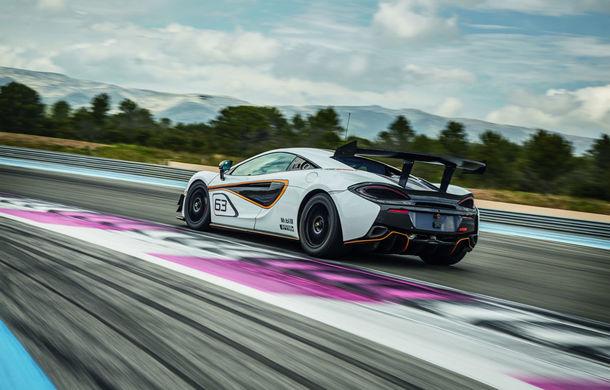 McLaren mută o parte din modelele sale pe circuit, odată cu gama Sprint: primul pe listă este 570S Sprint - Poza 5