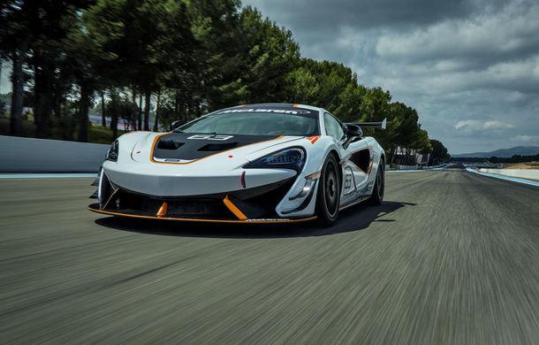 McLaren mută o parte din modelele sale pe circuit, odată cu gama Sprint: primul pe listă este 570S Sprint - Poza 6