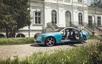 Test drive Rolls-Royce Wraith