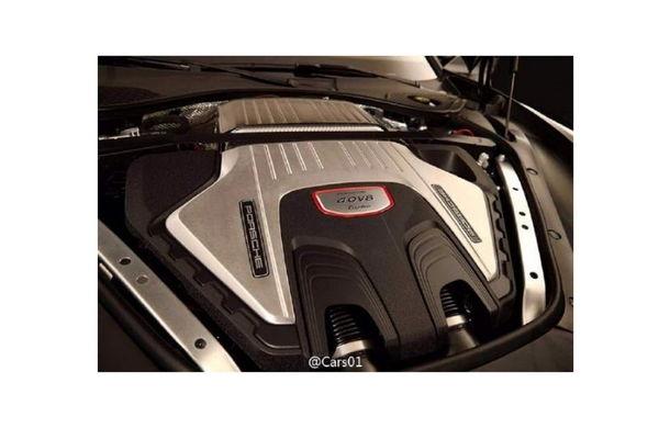 Se spulberă misterul: primele imagini cu noul Porsche Panamera anunță un interior tehnologizat - Poza 4