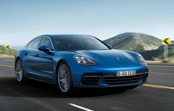 Cinci lucruri pe care trebuie să le știi despre noul Porsche Panamera. Bonus: prețurile pe piața din România - Poza 1