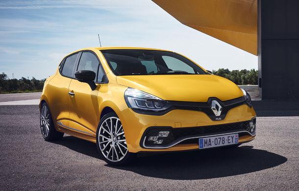 Tratament de întinerire: Renault Clio RS facelift se prezintă - Poza 1