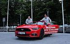 Record de autonomie cu Ford Mustang 2.3 Ecoboost: 1239 de kilometri cu un singur plin și consum de 4.9 litri