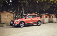 Test drive Hyundai i20 Active