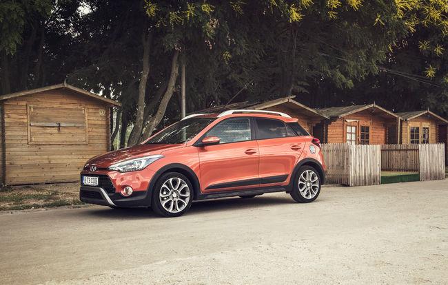 Test drive Hyundai i20 Active (2015-2018)