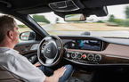 """Mercedes despre mașinile autonome: """"E nevoie de pași mărunți. Nu are nimeni soluții de backup în caz că se întâmplă ceva"""""""