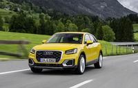 Test drive Audi Q2
