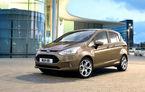 România produce mai multe Ford B-Max decât Logan-uri: monovolumul american, mai solicitat de clienţi decât modelul Dacia
