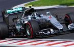 Rosberg şi-a prelungit contractul cu Mercedes până în 2018 şi a fost cel mai rapid în antrenamentele din Ungaria