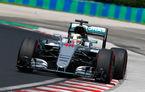 Hamilton a câștigat la Hungaroring și a devenit liderul clasamentului general. Rosberg și Ricciardo au completat podiumul