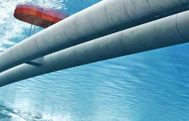 Noi ne chinuim cu autostrăzile, iar norvegienii vor construi tuneluri subacvatice plutitoare - Poza 3