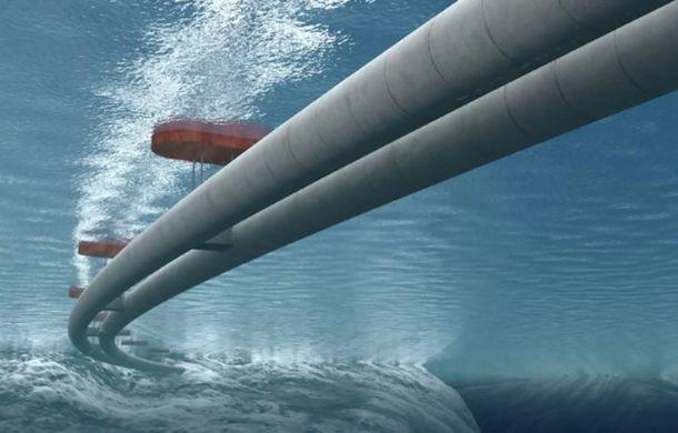 Noi ne chinuim cu autostrăzile, iar norvegienii vor construi tuneluri subacvatice plutitoare - Poza 1