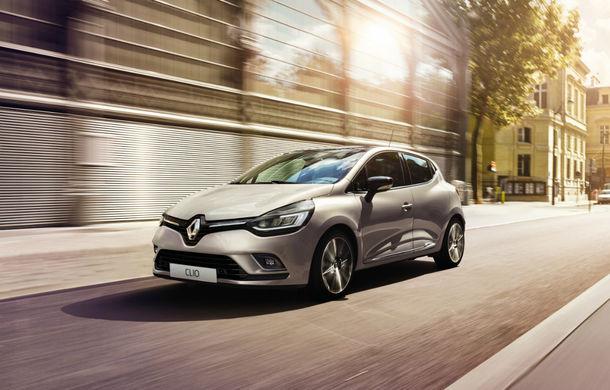 Prețuri accesibile pentru noul Renault Clio facelift în România: start de la 10.700 de euro - Poza 1