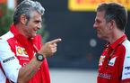 Despărţire surpriză: directorul tehnic James Allison pleacă de la Ferrari din cauza rezultatelor modeste