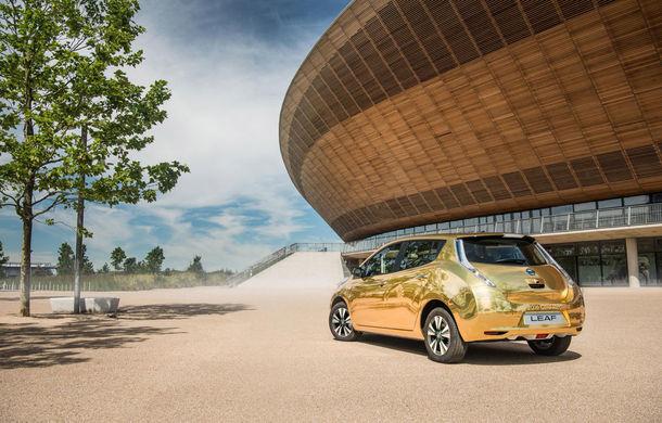 Ai noștri primesc Renault Kadjar, ai lor primesc Nissan Leaf: fiecare englez medaliat cu aur primește o mașină electrică - Poza 6