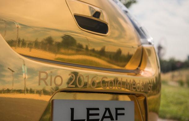 Ai noștri primesc Renault Kadjar, ai lor primesc Nissan Leaf: fiecare englez medaliat cu aur primește o mașină electrică - Poza 4