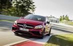 Aproape cât un supercar: viitorul Mercedes AMG A45 va avea 400 de cai putere şi va ajunge de la 0-100 km/h în mai puţin de 4 secunde