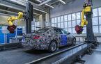 Primele imagini cu noua generație BMW Seria 5 dezvăluie o tehnologie care promite mașini fără defecte