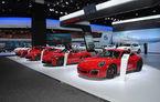 Saloanele auto își pierd mărcile de prestigiu: Porsche nu va participa la Salonul de la Detroit 2017