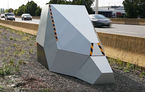 Radarul care ar face ravagii pe autostrăzile României: este controlat prin telecomandă, are autonomie de 5 zile şi este antiglonţ