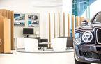 Showroom excentric pentru Bentley în Dubai: 6 etaje, 7000 de metri pătrați, grădină la ultimul etaj