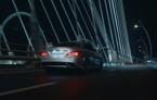 VIDEO: Bucureștiul, platou de filmare pentru o reclamă spectaculoasă la Mercedes-Benz CLA