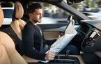 Volvo şi Uber vor colabora pentru lansarea unei maşini autonome. Primul test experimental începe în august în Statele Unite