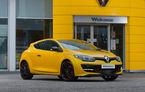 Renault Megane RS a devenit deja mașină de colecție: ultimul exemplar produs se vinde cu 37.000 de euro