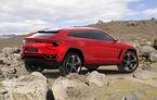 SUV-urile fac minuni: producția Lamborghini va crește de la 3500 la 7000 de mașini pe an după lansarea SUV-ului Urus