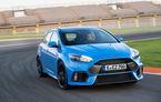 Educație cu zăhărelul: Ford oferă un curs gratuit de conducere sportivă pentru fiecare client Focus RS din SUA