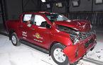 Rezultate EuroNCAP: Toyota Hilux, 3 stele în testul standard. Renault Scenic şi Subaru Levorg au primit punctaj maxim