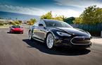 Încă un pas spre maşinile autonome: modelele Tesla vor putea ieşi singure de pe autostrăzi şi de pe nodurile rutiere