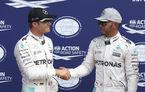Rosberg a câştigat la Monza! Hamilton a revenit după un start ratat pentru a termina pe locul 2