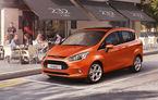 Fabricat în România, ignorat de români: Ford B-Max a avut doar 3 clienţi în ţara noastră în primele 6 luni ale anului