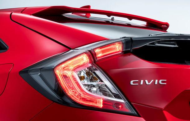 Mașina de zece: Honda a confirmat oficial lansarea celei de-a zecea generații Civic - Poza 1