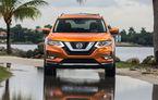 Facelift cu mantă: Nissan X-Trail facelift, trădat de imaginile oficiale ale fratelui său american, Nissan Rogue