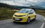 """Tesla Model ce? Opel Ampera-e are o autonomie electrică de """"peste 400 de kilometri"""" și portbagaj mai mare decât al lui Astra"""