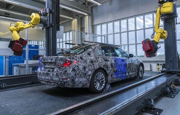 Miza pe Seria 5: BMW începe să producă noua generație înainte de finalul lui 2016 - Poza 1
