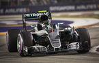 Rosberg a câștigat în Singapore și a devenit liderul clasamentului. Ricciardo și Hamilton, pe podium după o cursă de urmărire fără succes