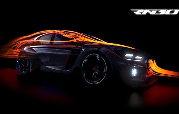 Coreenii joacă tare: Hyundai N Concept RN30 prefaţează viitorul rival al lui Volkswagen Golf GTI - Poza 1