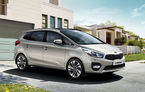 Kia se încăpățânează să creadă în monovolume: Carens a primit un facelift cu design și tehnologii noi
