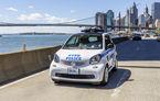 Poliția din New York a găsit o rezolvare pentru infracțiunile petrecute la orele de vârf: 250 de exemplare Smart Fortwo